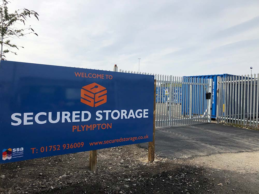 Welcome to Secured Storage Plympton